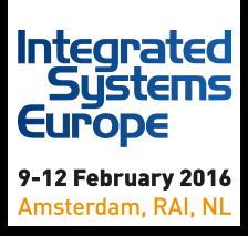 Vortrag auf der ISE Amsterdam 2016