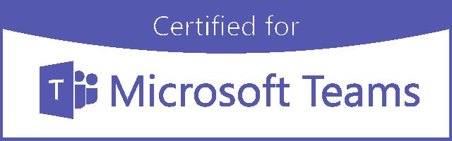 Teams Certification