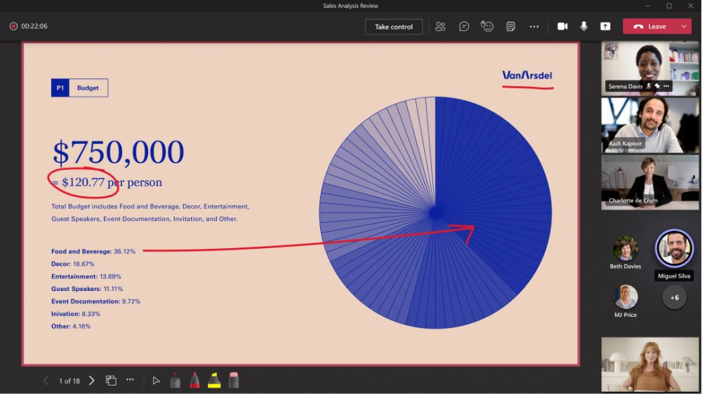 Powerpoint Live Annotation