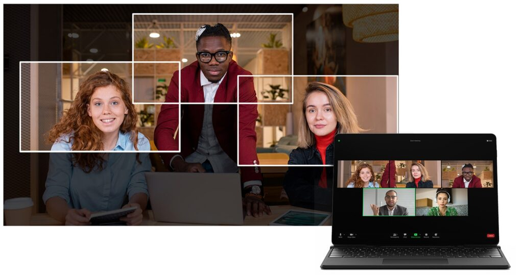 Smart Gallery smarte-kameras-im-meetingraum