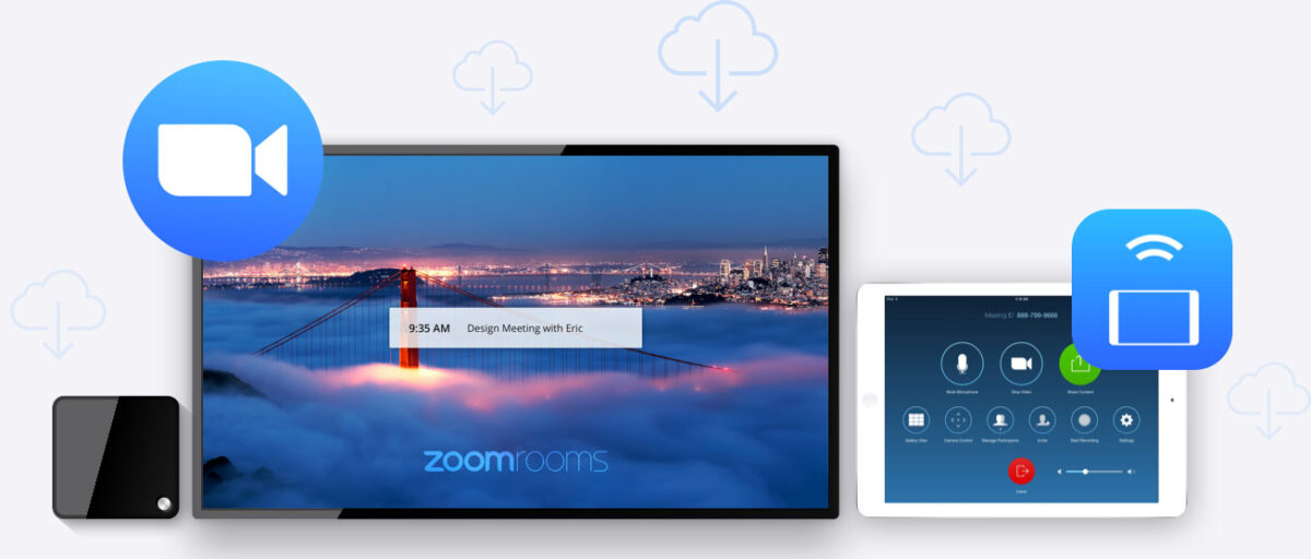 Neuheiten bei Zoom Rooms